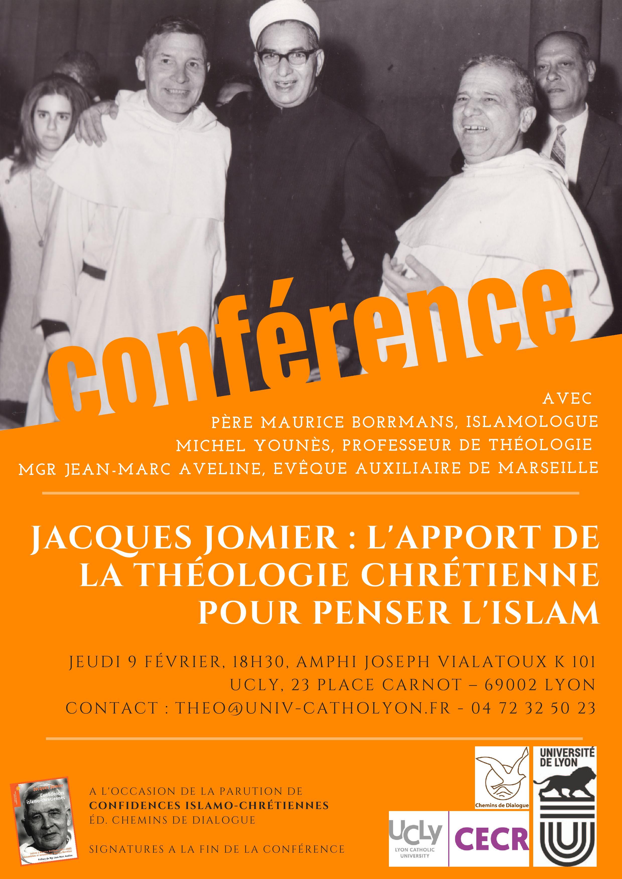 conférence islam marseille
